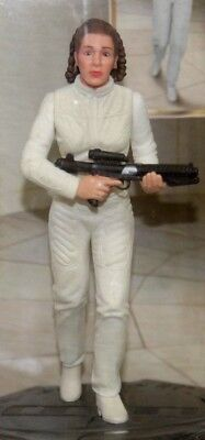 Star Wars Princess Leia Epic Force Rotating Figure Kenner 1998  Unopened Box