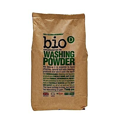 Bio D Non-Biological Concentrated Washing Powder 2kg