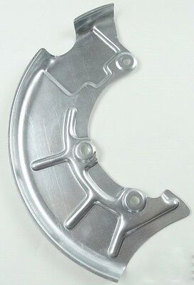 Skoda Octavia I Bora Golf Iv New Beetle Right Front Brake Disc Plate Backplate
