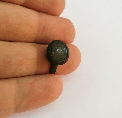 Roman Legion Intaglio Seal Bronze Ring 100Ad!!