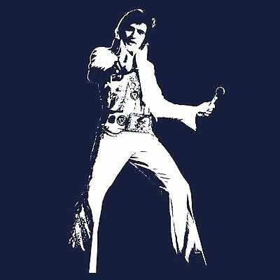 Elvis Presley T Shirt The King of Rock and Roll Men's Women's sizes 6 colours
