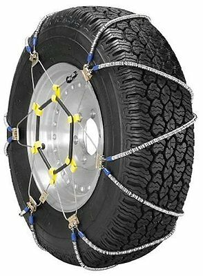 Security Chain Company ZT747 Super Z LT Light Truck and SUV Traction Chain, Set