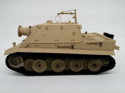 Torro Sturmtiger (Plastic Edition) Airsoft 2.4GHz RTR RC Tank 1/16th Scale
