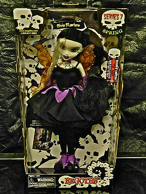 BeGoth Dolls OLIVIA O'LANTERN Star Images UK EXCLUSIVE series 7.