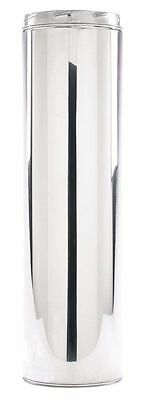 "Selkirk 208036 Double Wall Chimney Pipe 8"" X 36"" No.8t-36 Type A Stainless Steel"