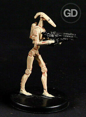 Battle Droid #21 Clone Wars, CW Star Wars miniature