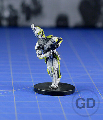 Star Corps Trooper #18 Clone Wars, CW Star Wars miniature