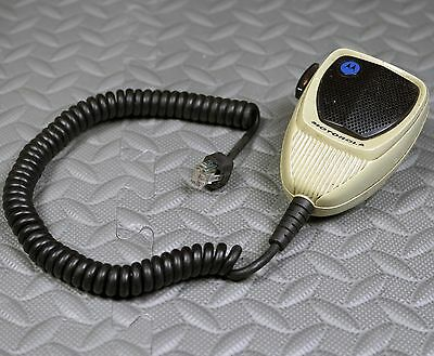 Motorola HMN1001B Two-Way Radio Microphone, 6 Pin