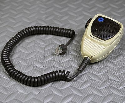 Motorola HMN1001A Two-Way Radio Microphone, 6 Pin