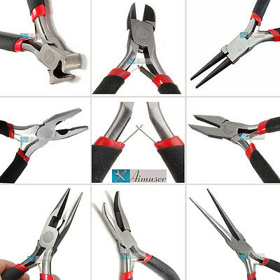 NEW Crafts Mini Pliers Jewellery Cutter Plier Fit Wire Beading Hand Tools Garden