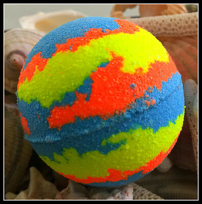 Tropical MONKEY FARTS Bubble Bath Bombs 160g FAVE KIDS FRAGRANCE Pure & Natural