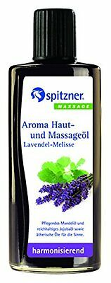 Lavender & Melissa Aromatic Oil 190 ml from Spitzner