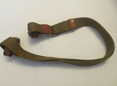 Rare original Russian Soviet USSR carrying sling strap for the Mosin rifle