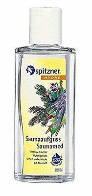 Saunamed Sauna Infusion 2 x 190 ml from Spitzner