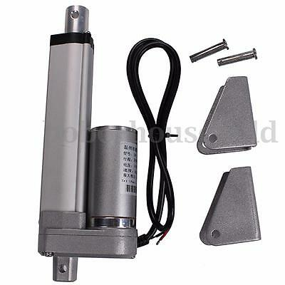 Linear Actuator Motor DC12V 750N 100mm Stroke For Electric Sofa Autos 4''