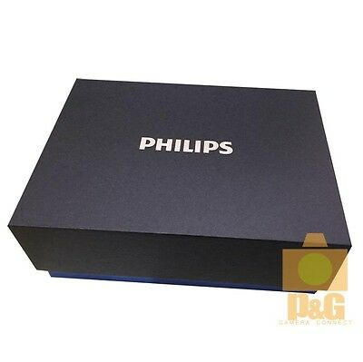 NEW BOXED PHILIPS HS199 Electric USB Rechargeable Travel MEN'S Shaver (Black)