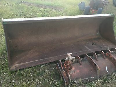 tractor bucket front end loader 8 foot