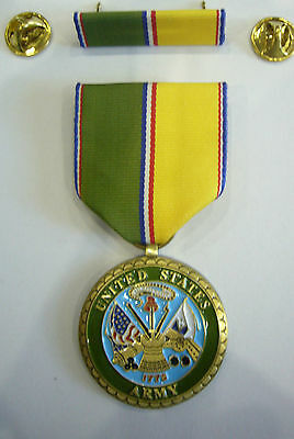 Us Army United States  Commemorative Medal Avec Ribbon