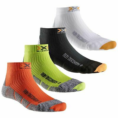 X-Socks Running Man Discovery 2.1 Socken kurz Laufsocken Funktionssocken Herren