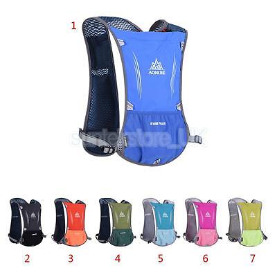 Hydration Water Bag Backpack for Riding Mountaineering Running Cycling Marathon
