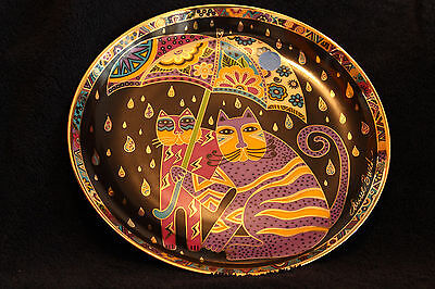 FAIR WEATHER FRIENDS Collectable  Franklin Mint Plate by Laurel Burch