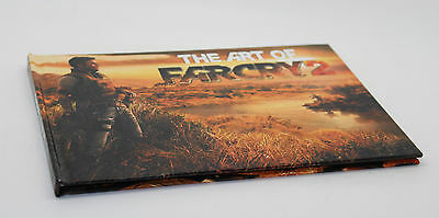 The Art Of Farcry2    Artbook
