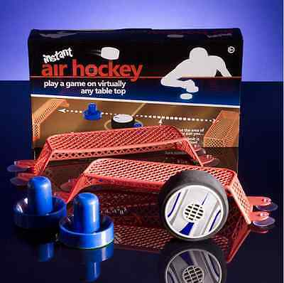 Instant Air Hockey Table Game - Top Kids Toy Gift Family Games Brand New In Box