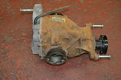 Bmw X5 E53 3.0I Rear Diff Differential 4.10 Part Nr. 7524888