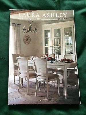 Vintage Laura Ashley Home Catalogue - Summer 2004