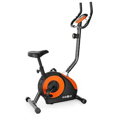Velo D Appartement Cardio Training Ordinateur Ergometre Pulsometre Fitness Neuf