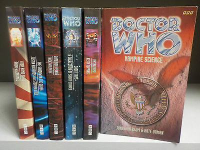 Doctor Who - 6 Books Collection! (ID:40698)