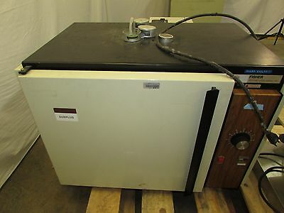 Fisher Scientific Model 176 Isotemp Gravity Convection Lab Oven Incubator