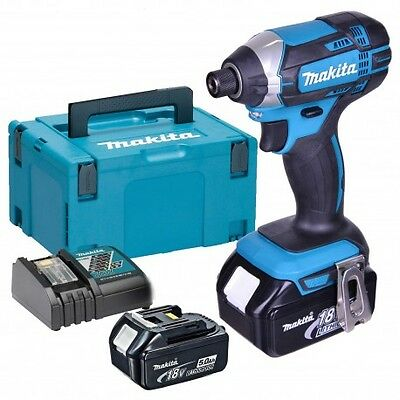 Visseuse à chocs MAKITA DTD152RTJ 18 V Li-Ion (2 x 5Ah) 165 Nm