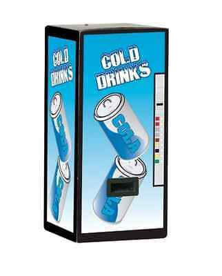 Train O Cold Drink Vending Machine