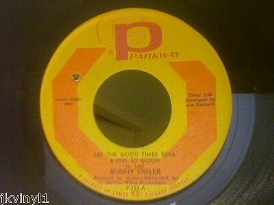 Bunny Sigler-Let The Good Times Roll-Parkway P-153. Vg+