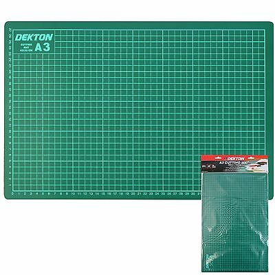 3mm Thick Craft Cutting Mat A3 Arts and Crafts Non Slip Surface