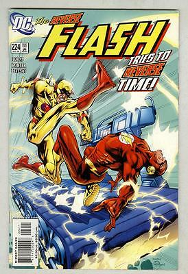 Flash #224 September 2005 FN Reverse Flash