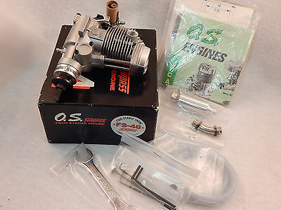 Christmas Gift New In Box Os Fs-48  4Stroke Surpass Engine  Guaranteed & Returnl