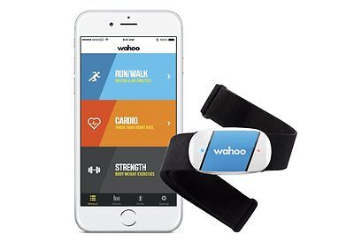 Wahoo TICKR Heart Rate Monitor for iPhone & Android
