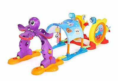 Lil Ocean Explorers Little Tikes 3-in-1 Adventure Course Baby Toy
