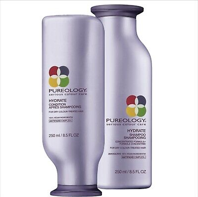 Pureology Hydrate Shampoo and Conditioner 250ml Duo Pack