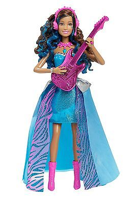 Mattel Barbie in Rock 'N Royals Singing Erika Doll