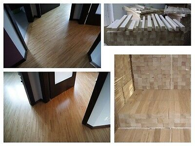 22mm Industrial Oak Strip Flooring - Commercial use - Unfinished Hardwood S22NP1