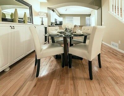 Classic American Strip Solid Oak Flooring - 21mm thick - Unfinished S21A60