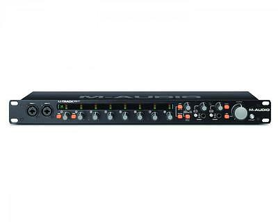 M-Audio M-Track Eight - 8-Kanal USB 2.0 Audio Interface