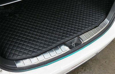 For Mitsubishi ASX Outlander Sport 13-15 Stainless Inner Rear Bumper Guard Plate