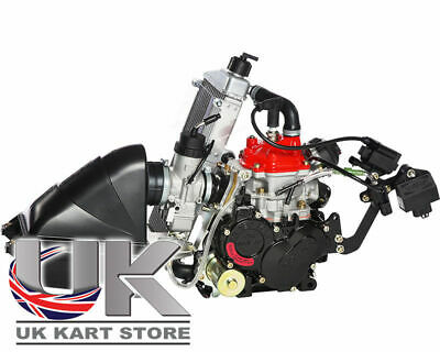 2018 Rotax Max 125cc Senior Evo Spec UK MSA Engine UK KART STORE