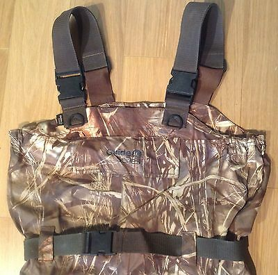 Awesome Condition*guide Series Max4-Thinsulate Lightweight Hunting Wader-Size 8-