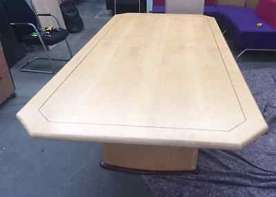 2500 x 1200 VENNER BOARDROOM, MEETING, CONFERENCE TABLE