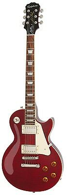 Epiphone Les Paul Standard Plus PRO Wine Red - E-Gitarre